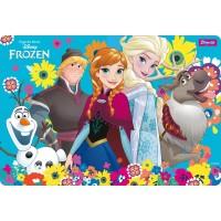 """Подложка для стола детская  """"Frozen"""""""