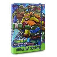 """Папка для тетрадей картоная В5 """"Ninja Turtles"""""""
