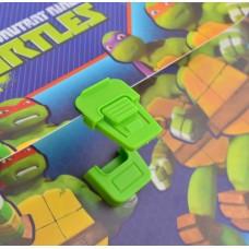 """Портфель пластиковый """"Ninja Turtles"""""""
