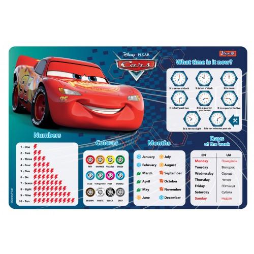 """Подложка для стола детская """"Cars"""" 491641"""