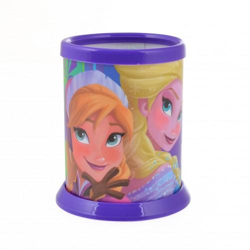 """Стакан для письменных принадлежностей разборной """"Frozen"""" 491652"""