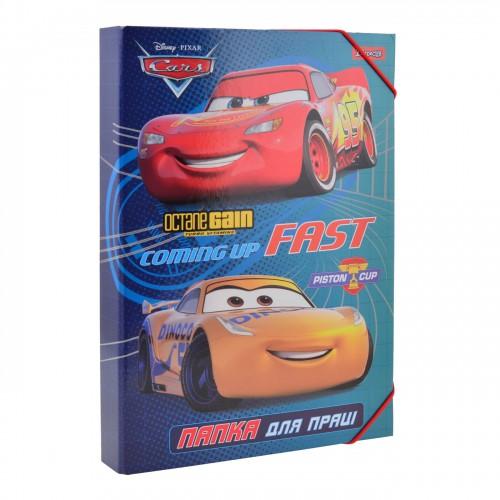 "Папка для труда картонная A4 ""Cars"" 491682"