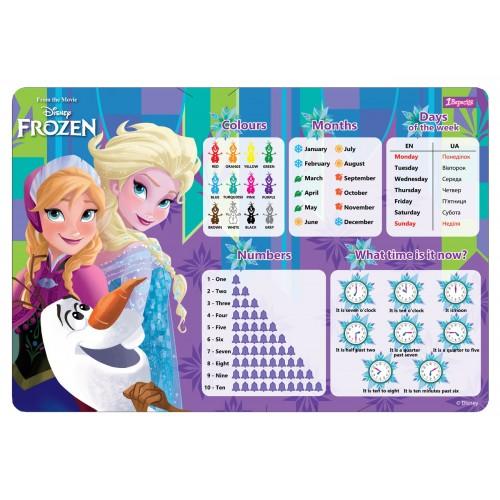 """Подложка для стола детская """"Frozen"""" 491717"""