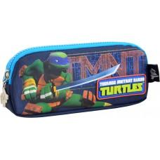 Пенал мягкий Turtles, 19*7*3