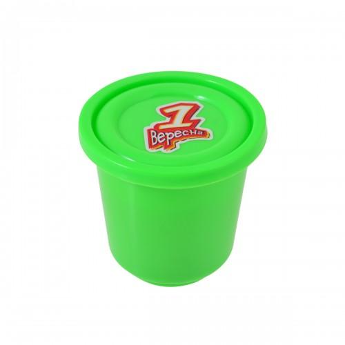 """Пластилиновая паста """"Веселое тесто"""", 60гр зеленая 540468"""