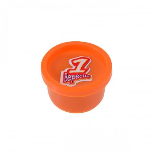 """Пластилиновая паста """"Веселое тесто"""", 30гр оранжевая 540469"""