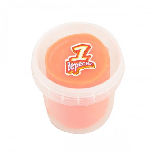 """Пластилиновая паста """"Веселое тесто"""", 150гр оранжевая 540536"""