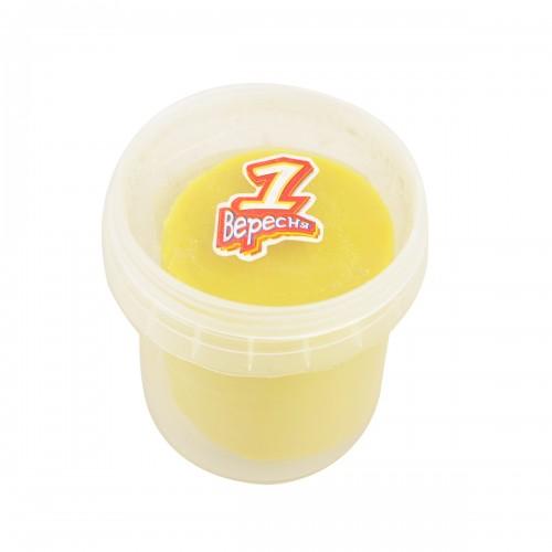 """Пластилиновая паста """"Веселое тесто"""", 150 г, желтая 540539"""