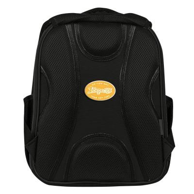 """Рюкзак школьный 1Вересня S-106 """"MAXDRIFT"""", черный"""