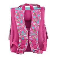 Рюкзак 1 Вересня каркасный  H-11 Barbie mint, 34*26*14