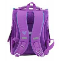 Рюкзак 1 Вересня каркасный  H-11 Sofia purple, 34*26*14