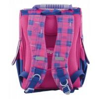Рюкзак 1 Вересня каркасный  H-11 MTY rose, 34*26*14