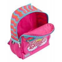 Рюкзак 1 Вересня детский K-16 Barbie pink, 24.5*18*9.5