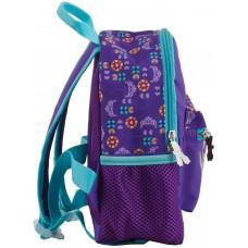 Рюкзак 1 Вересня детский K-16 Sofia purple, 24.5*18*9.5