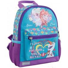 Рюкзак 1 Вересня детский K-16 Frozen mint, 24.5*18*9.5