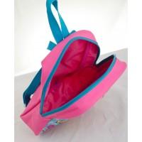 Рюкзак 1 Вересня детский K-18 Barbie mint, 25.5*19.5*6.5