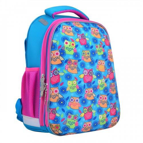 Рюкзак школьный каркасный 1 Вересня H-12-1 Owl, 38*29*15 554476