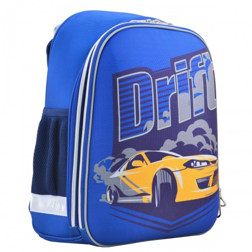 Рюкзак школьный каркасный 1 Вересня H-12-2 Drift, 38*29*15 554605