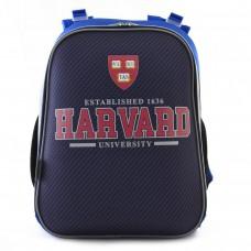 Рюкзак школьный каркасный 1 Вересня H-12-2 Harvard, 38*29*15