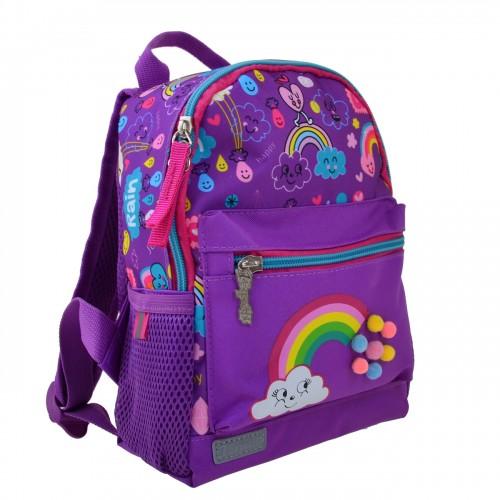 Рюкзак детский 1 Вересня K-16 Rainbow, 22.5*18.5*9.5 554762