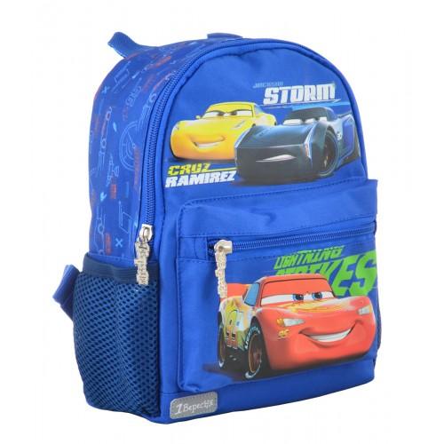 Рюкзак детский 1 Вересня K-16 Cars, 22.5*18.5*9.5 554764