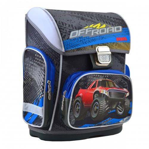 Рюкзак школьный каркасный 1 Вересня H-26 Off-Road, 40*30*16 555088