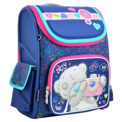 Рюкзак школьный каркасный 1Вересня  H-17 MTY, 34.5*28*13.5 555096