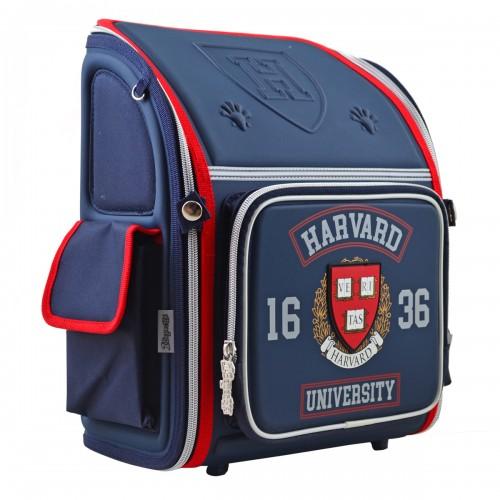 Рюкзак школьный каркасный 1 Вересня H-18 Harvard, 35*28*14.5 555108