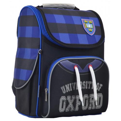 Рюкзак школьный каркасный 1 Вересня H-11 Oxford, 33.5*26*13.5 555130