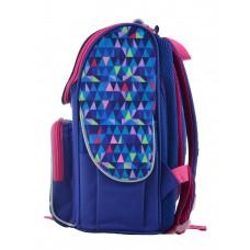 Рюкзак каркасный  H-11 Frozen blue, 33.5*26*13.5