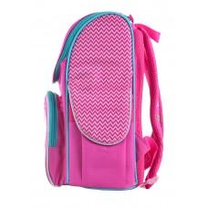 Рюкзак каркасный  H-11 MTY rose, 33.5*26*13.5