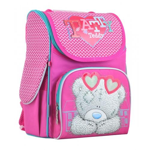 Рюкзак школьный каркасный 1 Вересня H-11 MTY rose, 33.5*26*13.5 555170