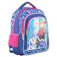 Рюкзак школьный S-22  Frozen, 37*29*12