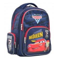 Рюкзак школьный S-25 Cars, 36*28*12.5 555280