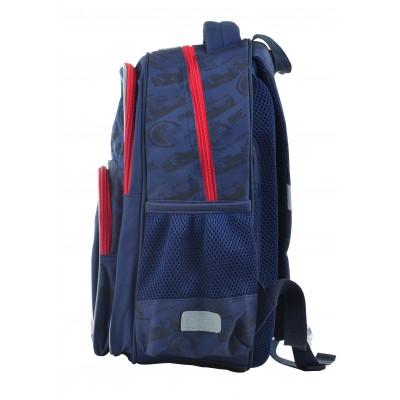 Рюкзак школьный S-25 Cars, 36*28*12.5