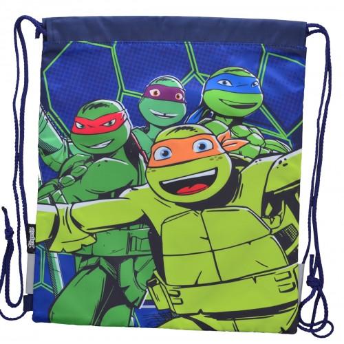 Сумка  для обуви 1 Вересня SB-10 Turtles, 40*35 555323
