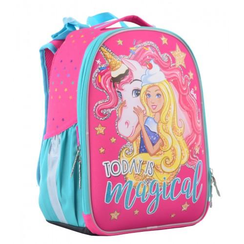 Рюкзак школьный каркасный 1 Вересня H-25 Unicorn, 35*26*16 555365