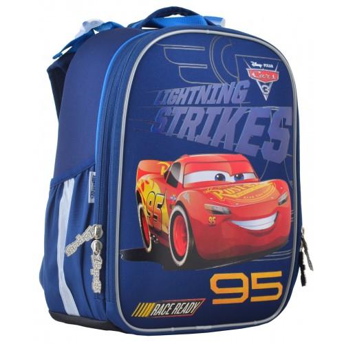 Рюкзак школьный каркасный 1 Вересня H-25 Cars, 35*26*16 555368