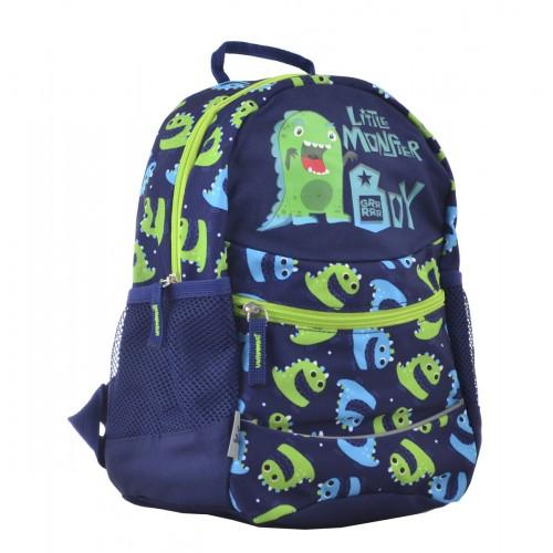 Рюкзак детский 1 Вересня K-20 Monsters, 29*22*15.5 555502