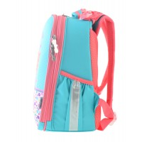 Рюкзак школьный каркасный 1 Вересня H-25 Cat, 35*26*16