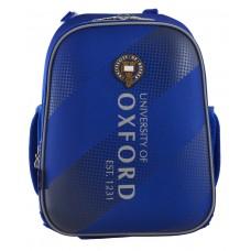 """Рюкзак школьный каркасный 1 Вересня H-12 """"Oxford"""""""