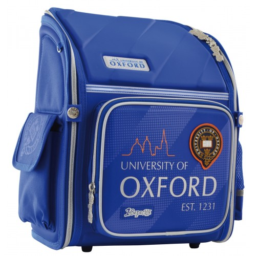 """Рюкзак школьный каркасный 1 Вересня H-18 """"Oxford"""" 556327"""
