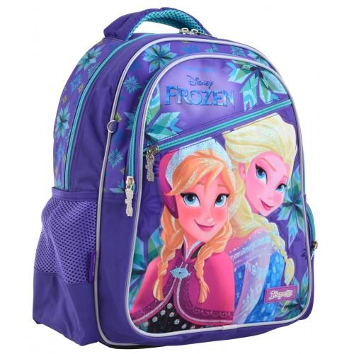"""Рюкзак школьный 1 Вересня S-23 """"Frozen """" 556339"""