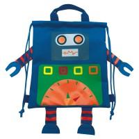 """Сумка-мешок детская 1 Вересня SB-13 """"Robot"""""""