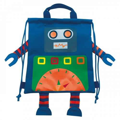 """Сумка-мешок детская 1 Вересня SB-13 """"Robot"""" 556787"""