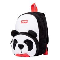 """Рюкзак детский 1Вересня K-42  """"Panda"""", белый"""
