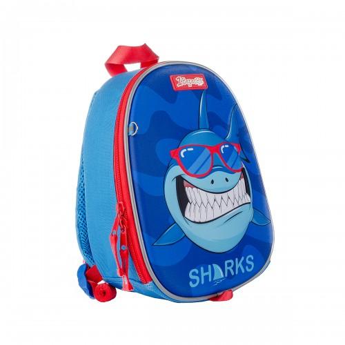 """Рюкзак детский 1Вересня K-43 """"Sharks"""" 558544"""