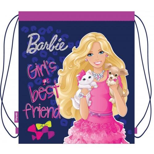 "Сумка для обуви SB-01 ""Barbie"", 35*40см 551839"