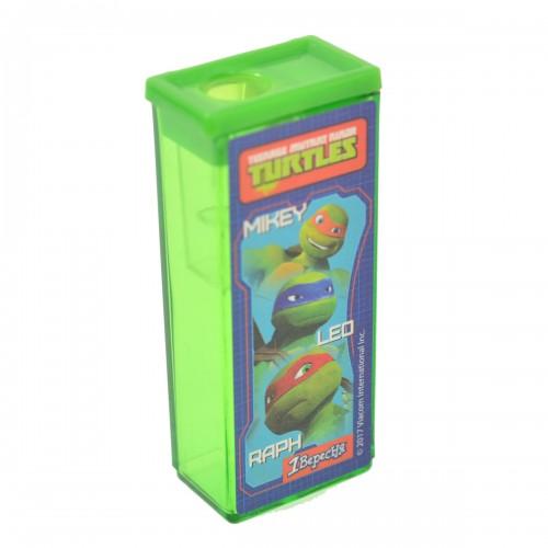 """Точилка прямоугольная """"Ninja Turtles"""" 620377"""