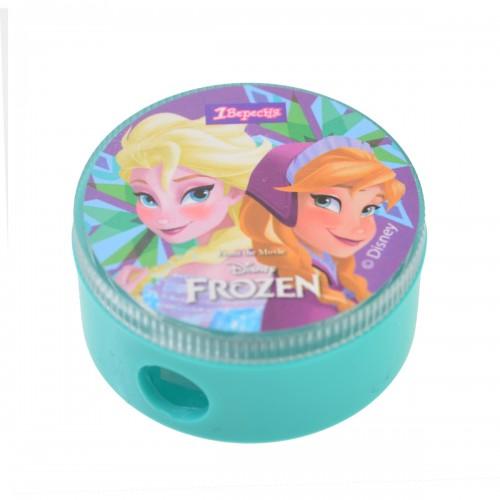 """Точилка круглая 1Вересня """"Frozen"""" 620423"""
